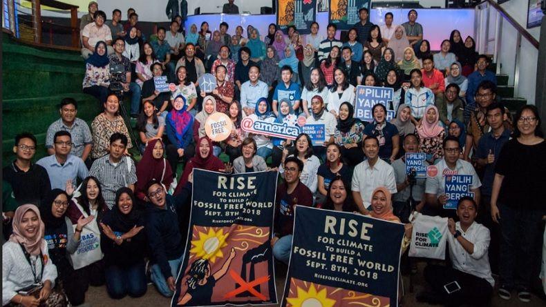 76 Organisasi Desak Pemerintah Percepat Pengembangan Energi Bersih