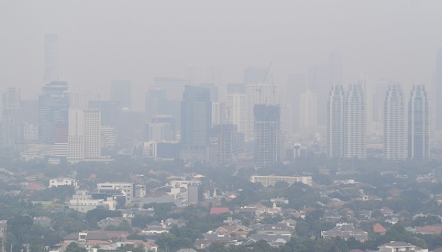 Buruknya Kualitas Udara Jakarta, Bergantung Komitmen Pemda DKI