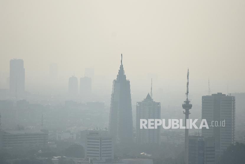 DKI Diminta Lakukan Inventarisasi Asal Emisi