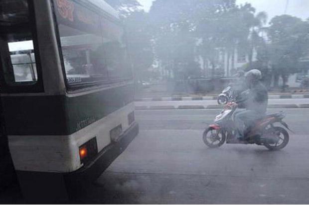 Buruknya Kualitas Udara Jakarta Disebabkan oleh Banyak Faktor