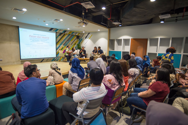 Pesan dari Madrid untuk Masa Depan Penurunan Emisi di Indonesia