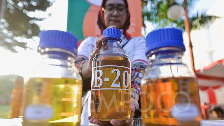 Koaksi Indonesia: Biodiesel Bisa Turunkan Emisi Gas Buang