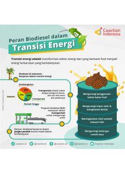Peran Biodiesel dalam Transisi Energi