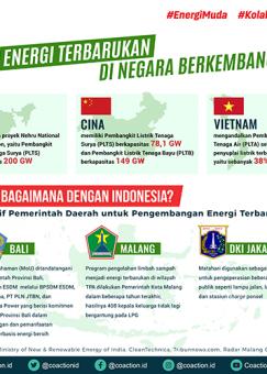 Energi Terbarukan di Negara Berkembang