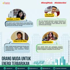 Influencer Energi Terbarukan