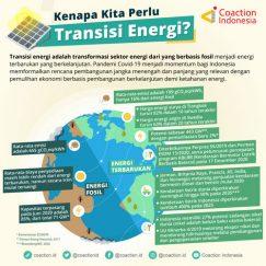 Kenapa Kita Perlu Transisi Energi?