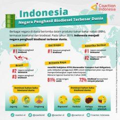 Indonesia Negara Penghasil Biodiesel Terbesar Dunia