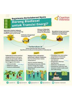 Bagaimana Berkolaborasi Nyata - Dorong Biodiesel untuk Transisi Energi?