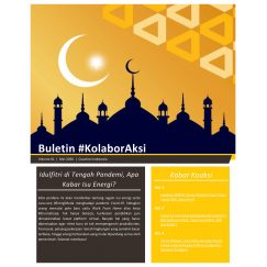 Buletin #KolaborAksi - Volume 01 | Mei 2020