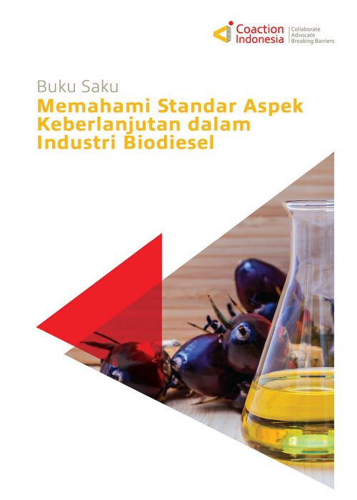 Buku Saku Standar Aspek Keberlanjutan dalam Industri Biodiesel