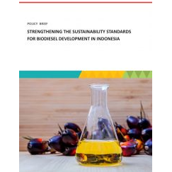 Policy Brief: Strengthening The Sustainability Standards for Biodiesel Development in Indonesia